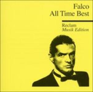 All Time Best-Der Kommiss - CD Audio di Falco