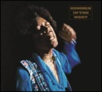 Hendrix in the West - CD Audio di Jimi Hendrix