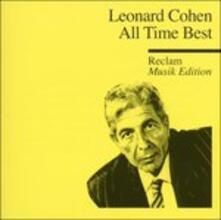 All Time Best - CD Audio di Leonard Cohen