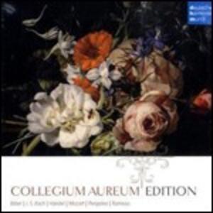 Collegium Aureum - CD Audio di Collegium Aureum