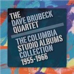 The Columbia Studio Albums Collection  1955-1966 - CD Audio di Dave Brubeck