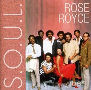 S.O.U.L. - CD Audio di Rose Royce