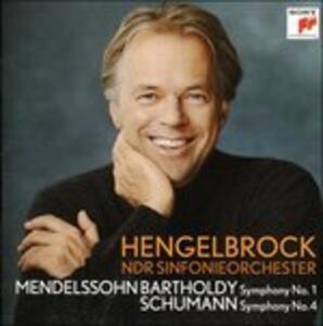 Sinfonie - CD Audio di Felix Mendelssohn-Bartholdy