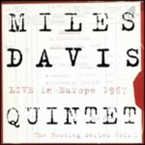 Bootleg Box n.1. 1967 European Tour - CD Audio + DVD di Miles Davis
