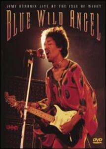 Jimi Hendrix. Blue Wild Angel. Live at the Isle of Wight - DVD