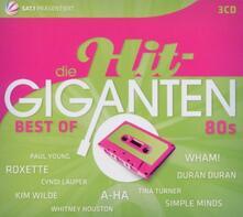 Die Hit Giganten. Best of - CD Audio