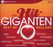 Die Hit Giganten. Best of - CD Audio