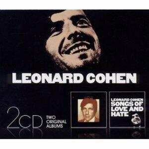 Songs of Leonard Cohen - Songs of Love and Hate - CD Audio di Leonard Cohen