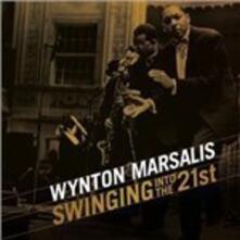 Swingin' Into the 21st - CD Audio di Wynton Marsalis