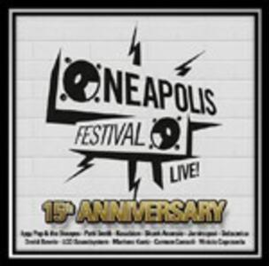Neapolis Festival Live! 15th Anniversary - CD Audio