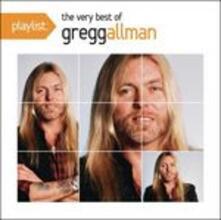 Playlist. Very Best of - CD Audio di Gregg Allman