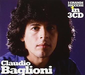 Claudio Baglioni - CD Audio di Claudio Baglioni