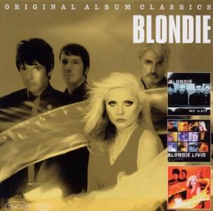 Original Album Classics - CD Audio di Blondie