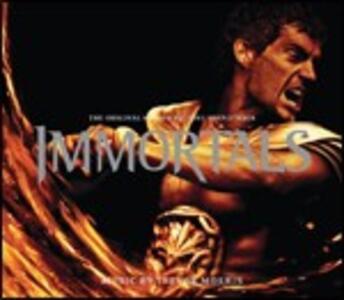 The Immortals (Colonna Sonora) - CD Audio di Trevor Morris