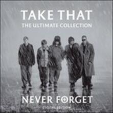 Never Forget - CD Audio di Take That