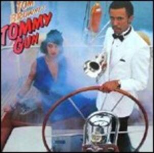 Tommy Gun - CD Audio di Tom Browne