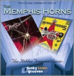 High on Music - Get Up & Dance - CD Audio di Memphis Horns