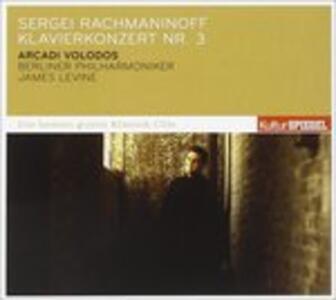 Kulturspiegel - CD Audio di Sergej Vasilevich Rachmaninov