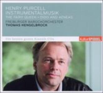 Kulturspiegel - CD Audio di Henry Purcell