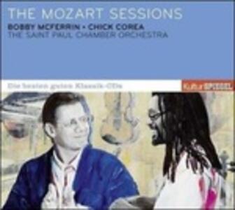 The Mozart Sessions - CD Audio di Chick Corea,Bobby McFerrin