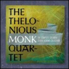 The Complete Columbia Studio Albums Collection - CD Audio di Thelonious Monk