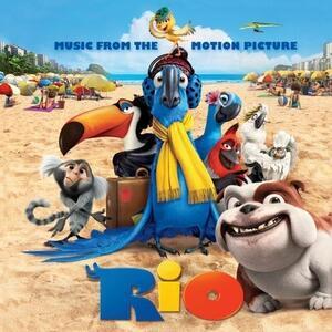 Rio. 11 Canzoni inedite ispirate ai personaggi del film - CD Audio