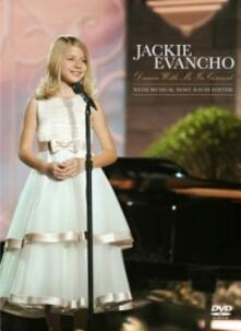 Dream with Me in Concert - CD Audio + DVD di Jackie Evancho