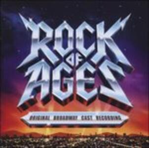 Rock of Age (Colonna Sonora) - CD Audio