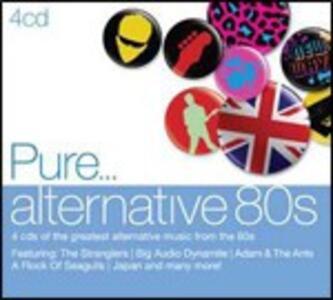 Pure... Alternative 80s - CD Audio