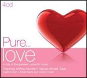 Pure... Love - CD Audio