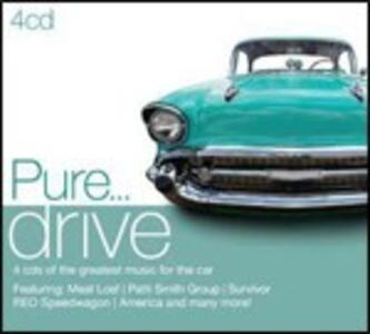 Pure... Drive - CD Audio