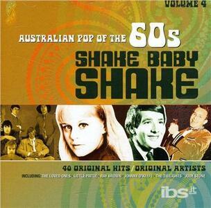 Shake Baby Shake - CD Audio