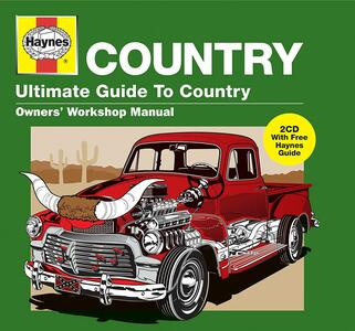 Ultimate Guide to Country - CD Audio