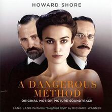 A Dangerous Method (Colonna sonora) - CD Audio di Lang Lang,Howard Shore