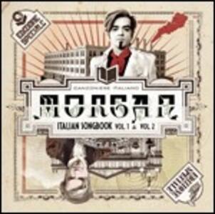 Italian Songbook voll.1, 2 - CD Audio di Morgan
