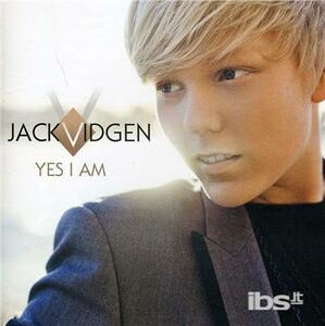 Yes I am - CD Audio di Jack Vidgen