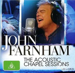 Acoustic Chapel Sessions - CD Audio di John Farnham