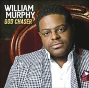 God Chaser - CD Audio di William Murphy