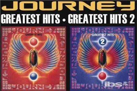 Greatest Hits 1 & 2 - CD Audio di Journey