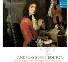 Andreas Staier Edition - CD Audio di Andreas Staier