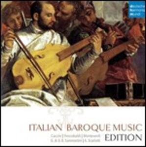 Italian Baroque Music Edition - CD Audio