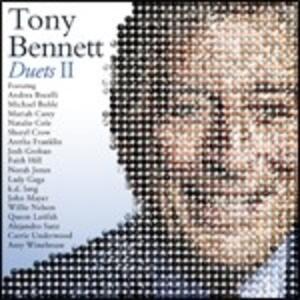 Duets II - CD Audio di Tony Bennett