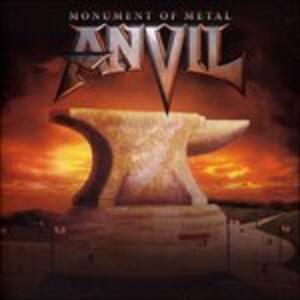 Monument of Metal - CD Audio di Anvil
