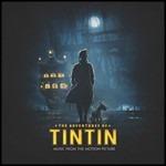 Cover CD Colonna sonora Le avventure di Tintin – Il segreto dell'Unicorno