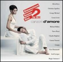 Canzoni d'amore. RDS 2 - CD Audio