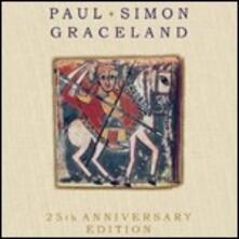 Graceland (Deluxe 25th Anniversary Edition) - CD Audio + DVD di Paul Simon
