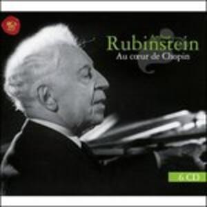 Au Coeur De Chopin - CD Audio di Arthur Rubinstein