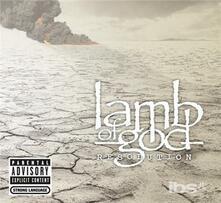 Resolution - CD Audio di Lamb of God