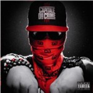 Capitale du crime vol.3 - CD Audio di La Fouine