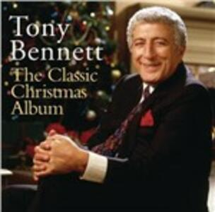 Classic Christmas Album - CD Audio di Tony Bennett
